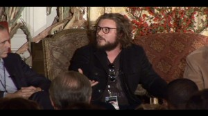 Jim James, front-man for My Morning Jacket, discusses saving our soil